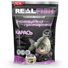 Прикормка Real Fish Карась Халва 1 кг