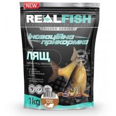 Прикормка Real Fish Лещ Корица-ваниль 1 кг