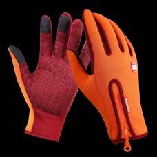 Перчатки водоотталкивающие B-Forest Оранжевые