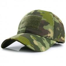 Кепка тактическая камуфляж XJ2-2 PLY-CAP-04