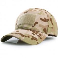 Кепка тактическая камуфляж XJ2-2 PLY-CAP-05