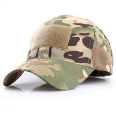 Кепка тактическая камуфляж XJ2-2 PLY-CAP-06