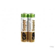 Батарейка GP Alkaline R3 AAA 24AEBC-2S2-1 шт.
