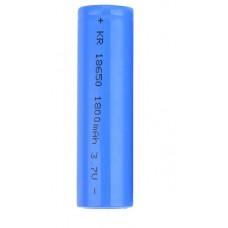 Батарейка аккум.18650 Енергия Li-ion 1800 mAh 4,2v 1шт.